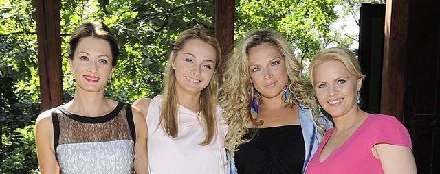 Socha, Sokołowska, Liszowska i Stużyńska – Przyjaciółki FOTO