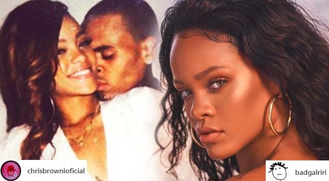 Chris Brown BOI się, że Rihanna w końcu TO zrobi!