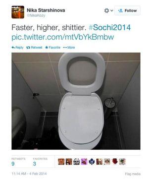 Internauci śmieją się z przygotowania do igrzysk w Soczi