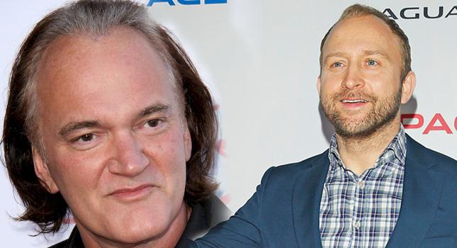Borys Szyc zagra u Tarantino!