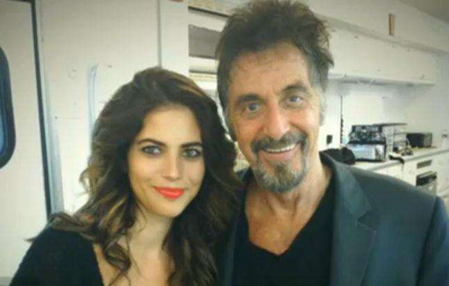 Weronika Rosati zagra u boku Ala Pacino!