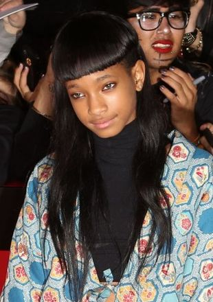 14-letnia Willow Smith uwalnia sutki (FOTO)