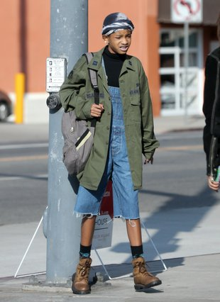 Willow Smith weszła w okres buntu (FOTO)