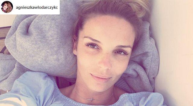 Agnieszka Włodarczyk pokazała nowego faceta!
