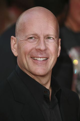 Bruce Willis dał się sprowokować