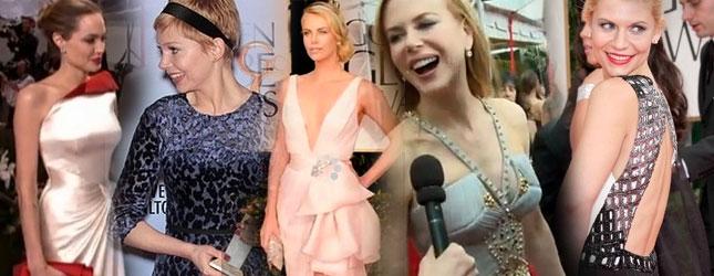 12 najlepiej ubranych na Złotych Globach 2012 (FOTO)