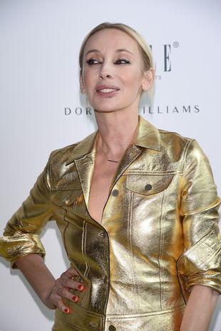 Dorota Williams tym strojem pokazała, że nie wszystko złoto, co się świeci