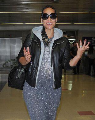 Ciężarna Alicia Keys przyłapana bez makijażu (FOTO)