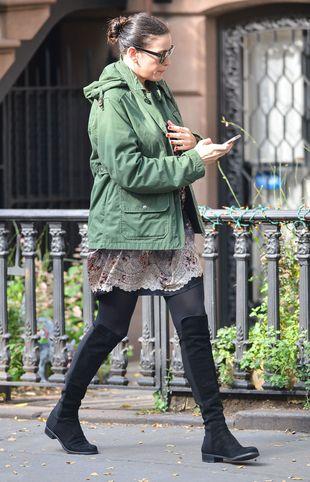 Ciężarna Liv Tyler bez makijażu i… (FOTO)