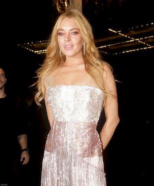 Lindsay Lohan ponownie pokazała, że nie zna pojęcia KULTURA