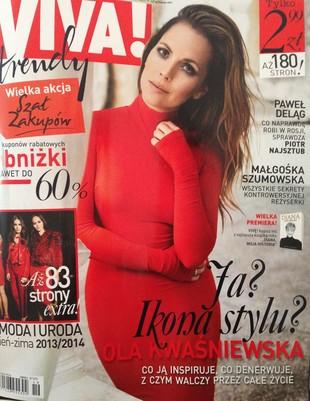 Ola Kwaśniewska: Nie było odżegnywania się od celebrytyzmu!