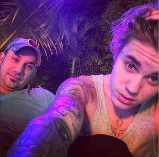 Szalona urodzinowa imprezka Justina Biebera (FOTO+VIDEO)