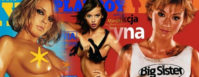 15 okładek Playboya sprzed lat (FOTO)