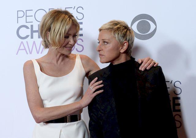 Ellen DeGeneres i Portia de Rossi się ROZWODZĄ?!
