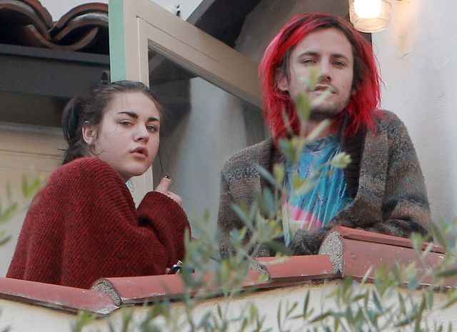 Córka Kurta Cobaina bierze rozwód!