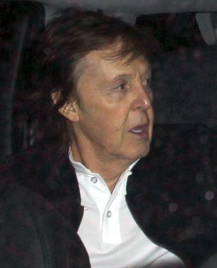 WSTYD! Tyga nie wpuścił na imprezę Paula McCartneya!