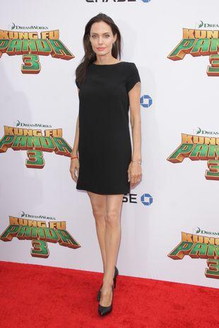 """Angelina Jolie: """"Nigdy nie myślałam o sobie jako o matce"""""""