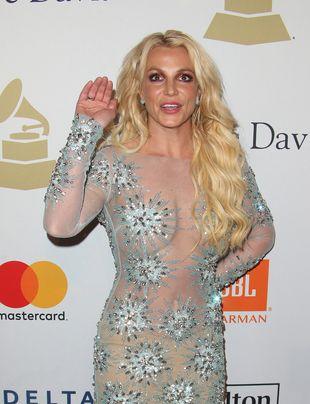 Nie spodziewaliśmy się, że Britney Spears znowu pokaże się z NIM