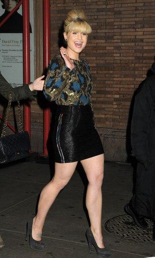 Kelly Osbourne o Aguilerze: To gruba dziw…