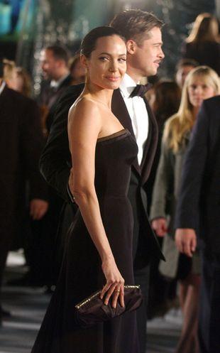 Angelina Jolie i Brad Pitt już po ślubie