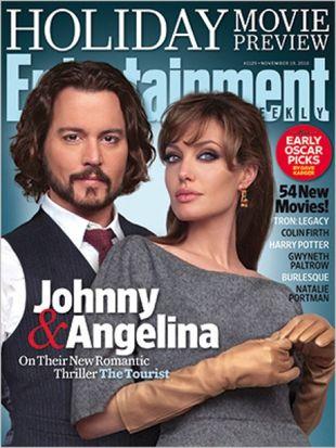 Depp: Angelina to Elizabeth Taylor naszych czasów