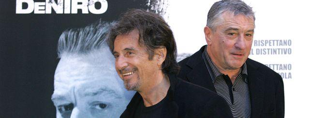 Robert De Niro i Al Pacino tryskają energią (FOTO)