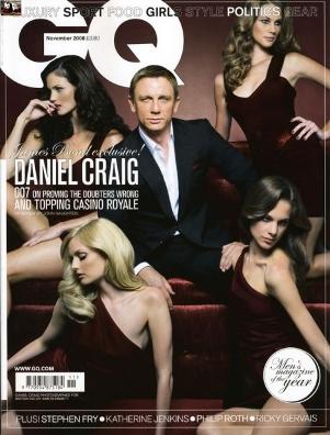 Dziewczyny Jamesa Bonda