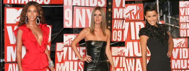 Kreacje na MTV Video Music Awards 2009 (FOTO)