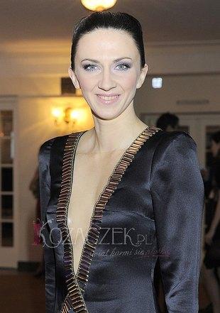 Monika Pyrek błysnęła piersią (FOTO)