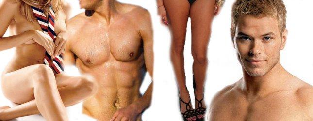 Najgorętsze ciała 2011 roku według magazynu People (FOTO)
