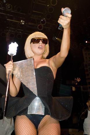 Lady GaGa kocha Kermita (VIDEO)