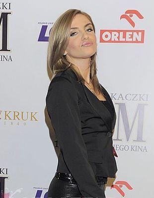 Agnieszka Frykowska w obcisłych gatkach (FOTO)