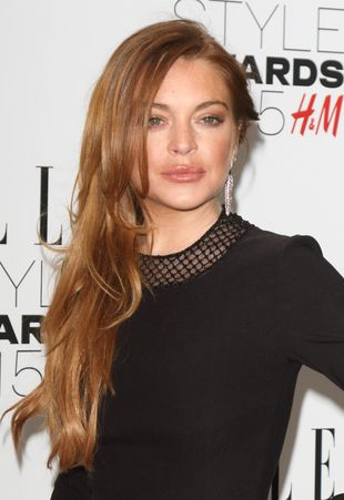 Lindsay Lohan przerywa milczenie i otwiera się w temacie swojego związku
