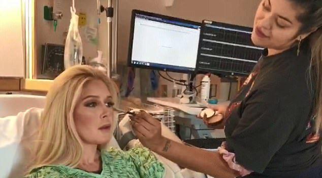 Heidi Montag pokazała filmik z porodu. Nie uwierzycie, co tam się dzieje!
