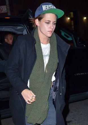 Kristen Stewart zaręczyła się z dziewczyną?!