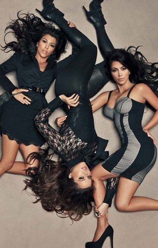 Siostry Kardashian skopiowały wzory torebek?