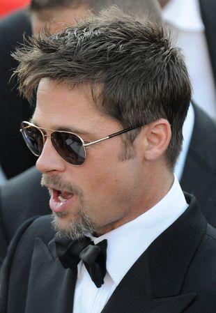 Brad Pitt to najgorętszy tato Hollywood