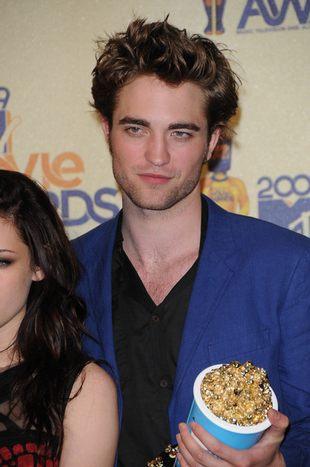 Pierwsza sesja zdjęciowa Roberta Pattinsona (FOTO)