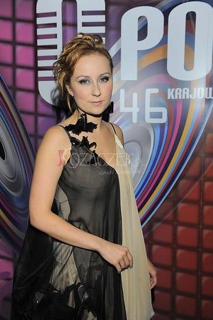 Paulina Przybysz w świetnej formie (FOTO)