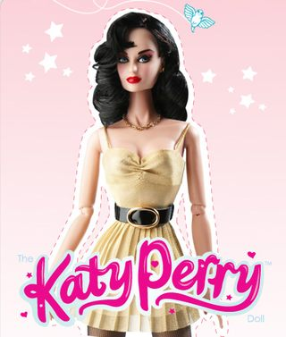 Laleczka Katy Perry