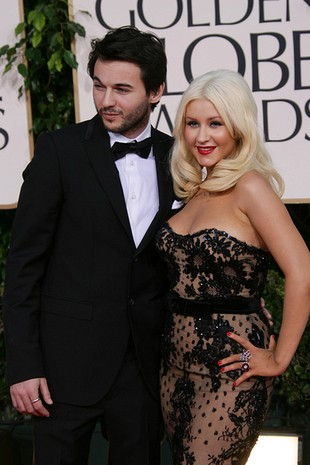 Christina Aguilera pokazała kochanka! (FOTO)