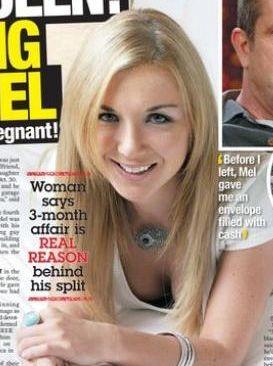 Violet Kowal: Mel był w stosunku do mnie agresywny