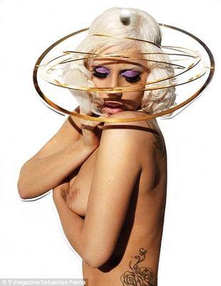 Lady GaGa topless (FOTO)