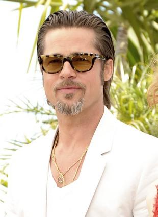 Brad Pitt w Cannes (FOTO)