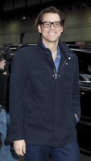 Jim Carrey spotyka się z młodszą o 25 lat modelką