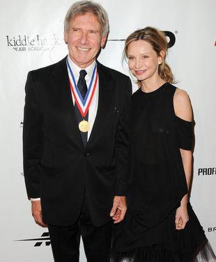 Zakochani Harrison Ford i Calista Flockhart (FOTO)