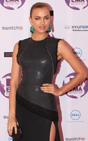 Irina Shayk na MTV Europe Music Awards (FOTO)
