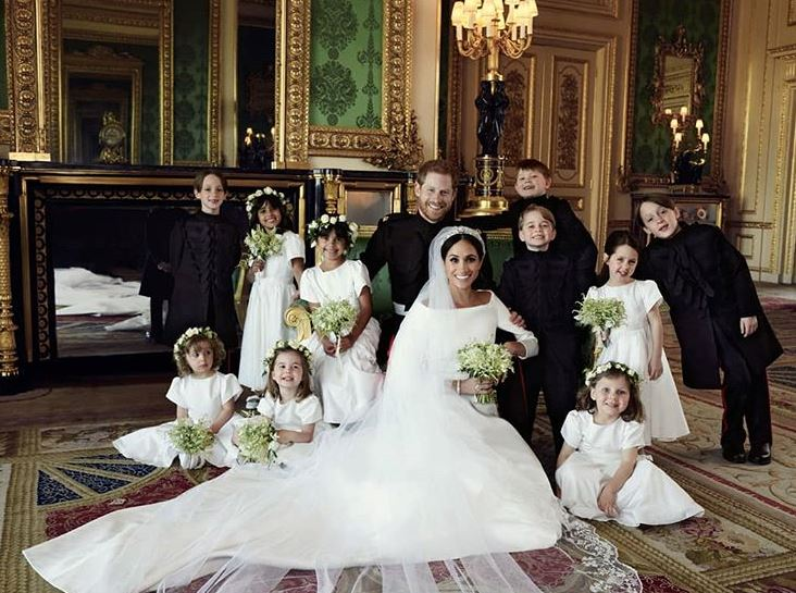 Najpiękniejsze wspomnienia ze ślubu Meghan Markle i księcia Harry'ego