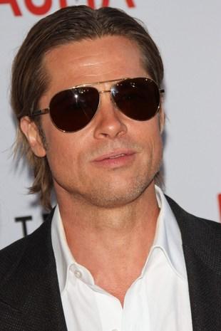 Czy Brad Pitt majstrował coś przy twarzy? (FOTO)