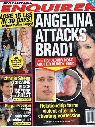 Angelina Jolie pobiła Brada! (FOTO)